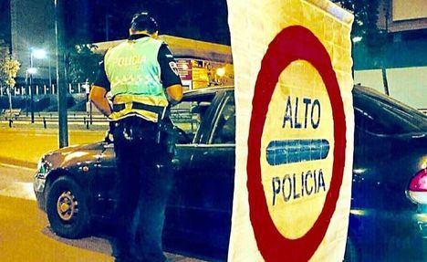 La Policía Local de Albacete participa en la 'Campaña Especial sobre control de la tasa de alcoholemia y drogas' del 3 al 9 de junio