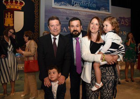 Juan Ramón Amores, Medalla de Oro de la región: 'No dejen que la vida les golpee para vivirla como merece'
