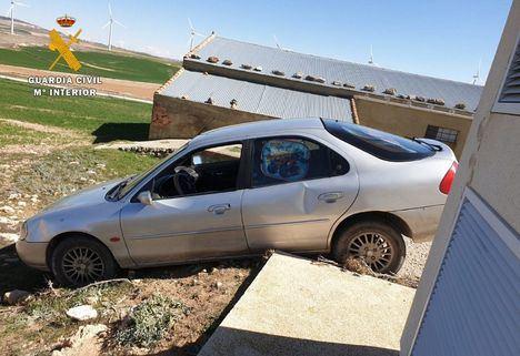 Tres detenidos Albacete por 7 robos con fuerza en naves agrícolas y un delito de daños