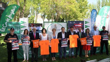 El alcalde invita a participar en la gran fiesta del deporte que vivirá la ciudad de Albacete este domingo con motivo de la XXIV Media Maratón