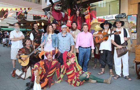 Los albaceteños ya pueden disfrutar del Mercado Medieval con 160 puestos de venta directa y las cerca de 200 actividades
