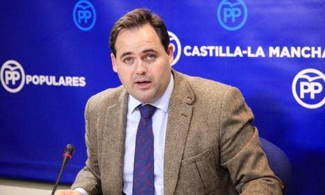 Paco Núñez acusa a Ciudadanos de 'echarse en brazos de la izquierda' y mantiene su oferta de pactos