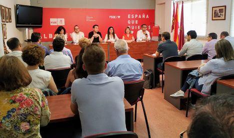 El PSOE de Albacete propone a Santiago Cabañero para seguir al frente de la Diputación de Albacete