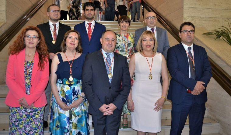 Emilio Sáez: 'Esta Corporación del Ayuntamiento de Albacete nace de un proyecto de unidad en el que se prima el interés general de la ciudad'