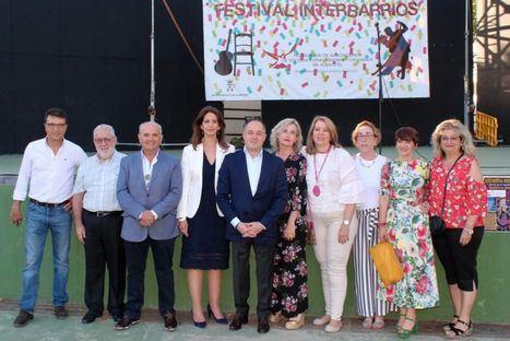 Inaugurada la XXIX edición del Festival Interbarrios organizado por la Fava-albacete en la Caseta de Los Jardinillos