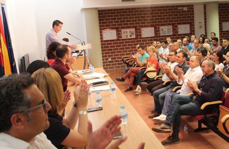 Fran Valera, Amparo Torres y Juan Ramón Amores se perfilan como vicepresidentes de la Diputación de Albacete