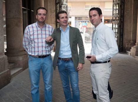 """Dirigentes y militantes de base apuestan por renovar el PP de Castilla-La Mancha tras el """"cinco a cero"""" de las municipales"""