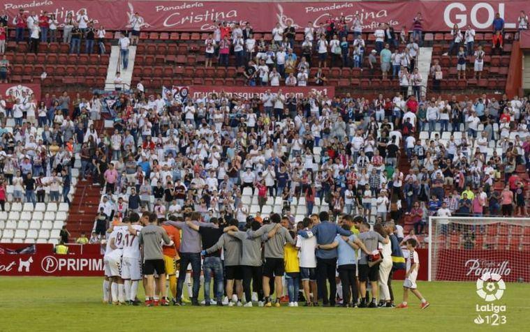 1-0. El Albacete hace sufrir al Mallorca, pero se queda fuera de jugar la final de los playoff a Primera