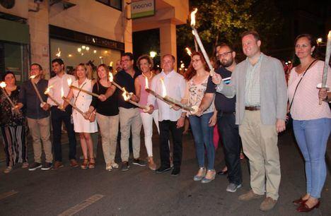 El equipo de Gobierno felicita la festividad de San Juan a todos los albaceteños y reivindica el valor de nuestras tradiciones