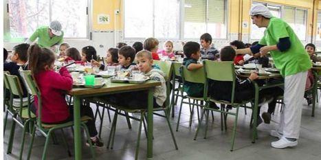 El gobierno de Castilla-La Mancha oferta más de 7.300 plazas de comedor escolar este verano