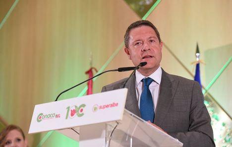 García-Page avanza que se reunirá con empresarios y sindicatos el 17 de julio