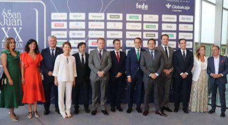 FEDA rinde homenaje a los empresarios de Albacete con los premios 'San Juan 2019