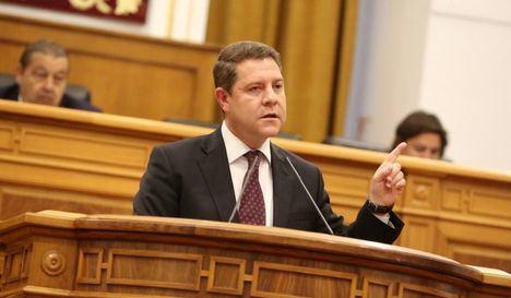 García-Page inicia este martes el debate de investidura en las Cortes de Castilla-La Mancha