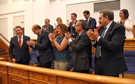 El PSOE de Albacete valora muy positivamente el discurso de García-Page en la primera sesión de Investidura como presidente
