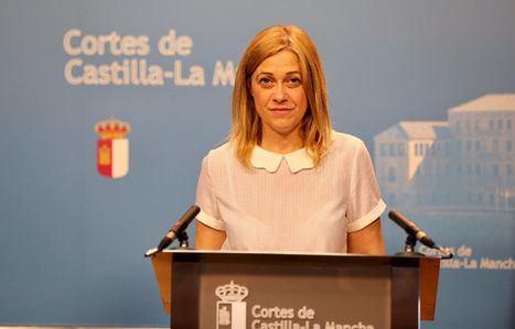 """Carmen Picazo: """"Núñez no se ha recuperado de su batacazo electoral y está confundiendo a los adversarios políticos"""""""