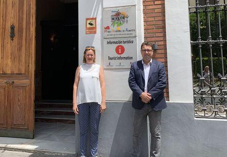 Nueva ubicación de la Oficina de Información Turística de Albacete