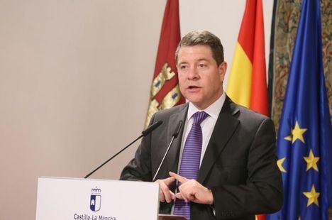 Emiliano García-Page toma posesión como presidente de Castilla-La Mancha este sábado en el Palacio de Fuensalida
