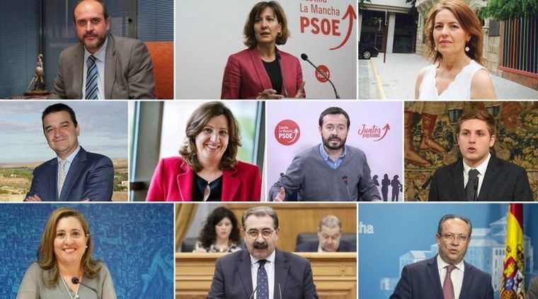 Estos son los Consejeros de Page: Seis hombres y cuatro mujeres en el nuevo Gobierno regional