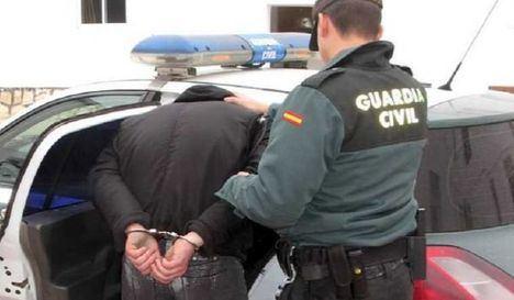 Detenido en Nerpio (Albacete) por disparar con una escopeta a un vecino