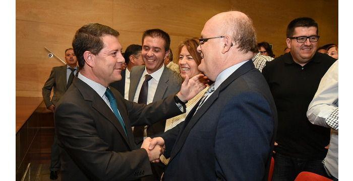 Page sigue confiando en Ruiz Santos como Delegado de la Junta en Albacete