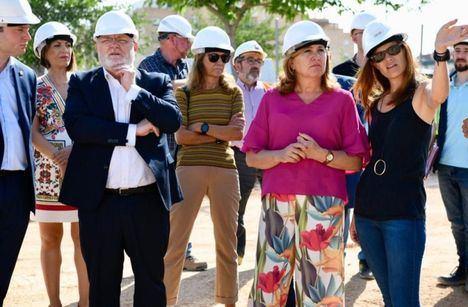 El nuevo colegio de Imaginalia comprende la construcción de 6 aulas de Educación Infantil y 12 de Educación Primaria
