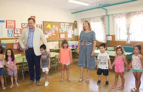 Cerca de 2800 niños de entre 3 y 12 años disfrutan y aprenden en las Escuelas de Verano