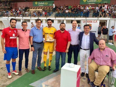2-3. El Albacete se impuso a La Roda en su primer test del verano