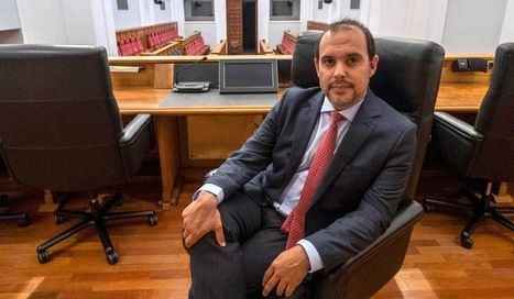 Pablo Bellido se pronuncia sobre la posibilidad de que Page repita mandato y dice que hay que evitar hablar de 'relevos y sucesiones'