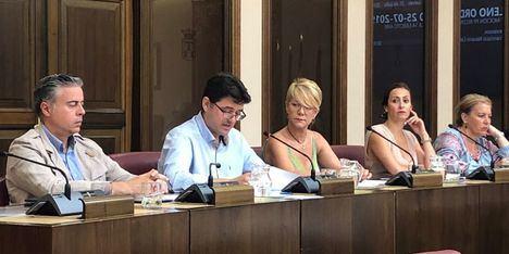 Francisco Navarro reivindica al gobierno socialista de Ciudadanos que mantenga el consenso de la anterior Corporación sobre la peatonalización