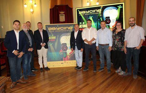 El Ayuntamiento y la Diputación seguirán apoyando al Festival de Cine Independiente de Albacete, Abycine