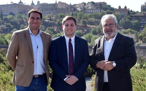 El Consejero de Fomento, Nacho Hernando, traslada a RENFE las principales demandas en materia de transporte ferroviario de la región