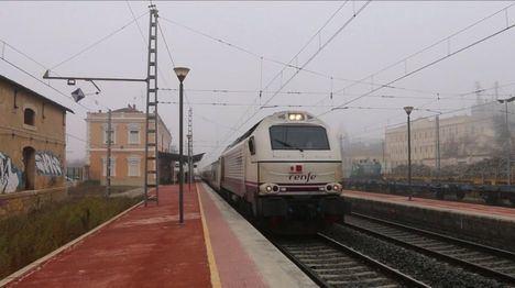 Muere una persona al ser arrollada por un tren de pasajeros en La Roda (Albacete)