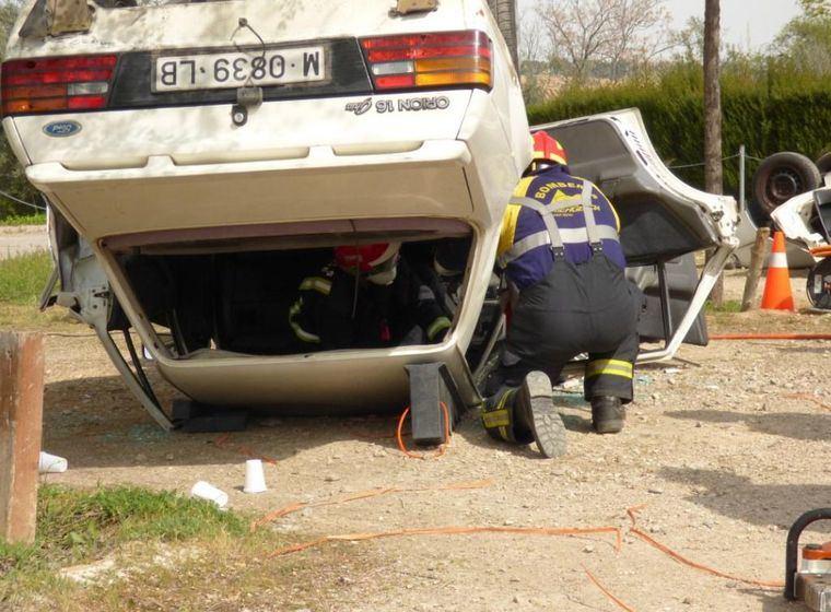 El Servicio de Emergencias 1-1-2 Castilla-La Mancha ha coordinado la atención en 81 accidentes de tráfico graves en el primer semestre de 2019