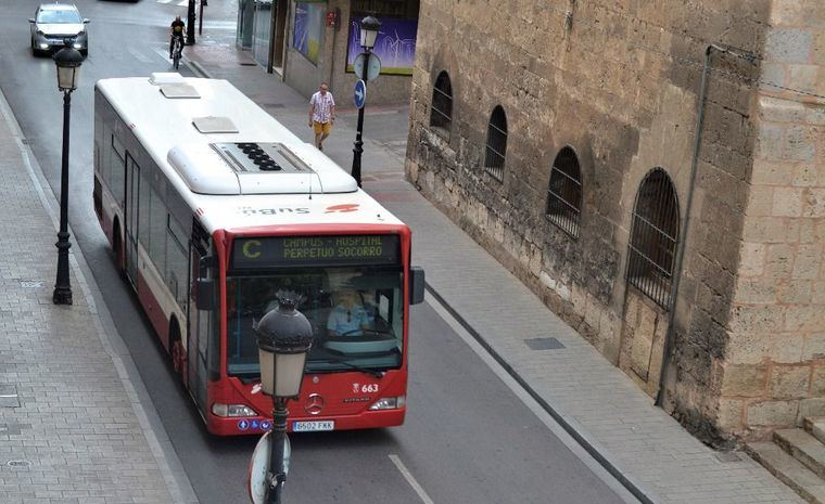 El número de usuarios del Servicio Público de Autobuses Urbanos de Albacete se incrementa en 153.571 viajeros