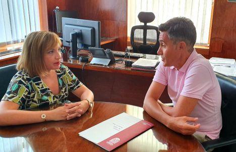 La Diputación de Albacete continúa los trabajos de modernización tecnológica en los municipios DUSI del Área de Hellín
