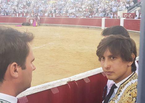 El torero Roca Rey corta definitivamente la temporada y no estará en la Feria de Albacete