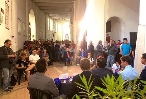 Presentada la 'encerrona' de Rubén Pinar en Albacete el día 8 de septiembre