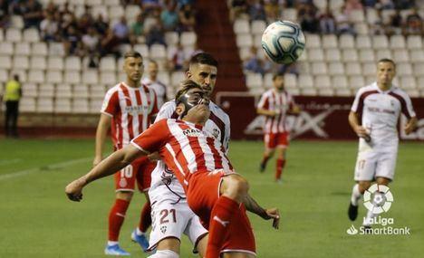 1-0. Un gol en propia meta de Alcalá y el VAR dan los tres primeros puntos al Albacete
