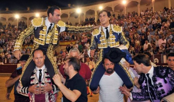 Ponce y Emilio de Justo sustituyen a Roca Rey en la Feria de Albacete los días 10 y 16 de septiembre