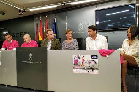 """La carrera solidaria de AMAC, 'Memorial María José Merlos', contará """"con el apoyo incondicional"""" de la Diputación de Albacete"""