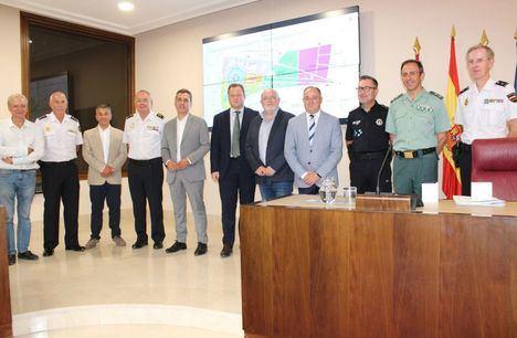 La Junta Local de Seguridad da luz verde al plan de seguridad de Feria de Albacete 2019