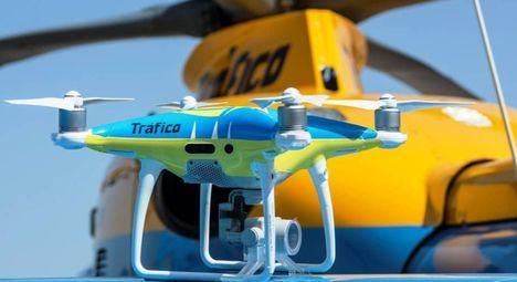 Los drones de tráfico comenzará a multar este mes en las carreteras de Albacete