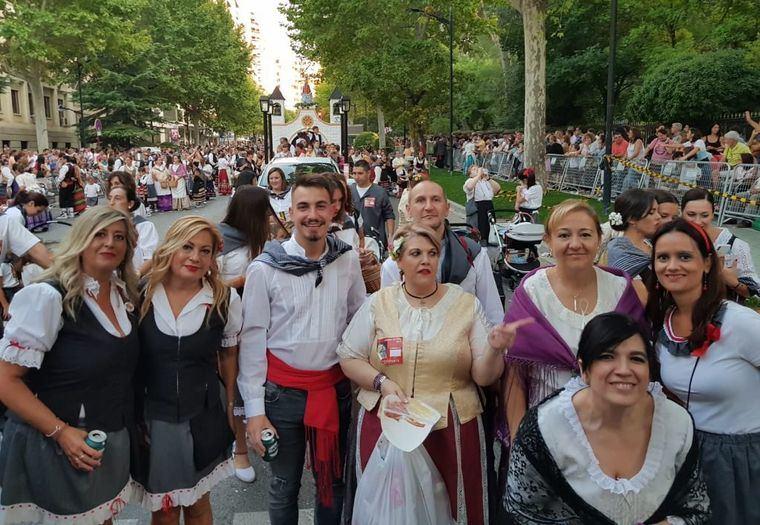 Más de 120.000 personas participaron en la Cabalgata de apertura de la Feria de Albacete