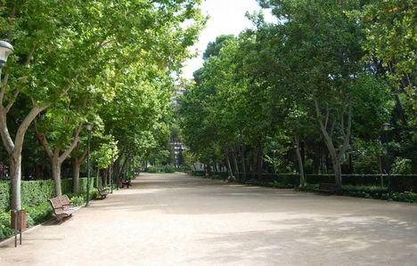 Los parques de la Fiesta del Árbol y Abelardo Sánchez en Albacete, se cerrarán mañana por fuertes rachas de viento