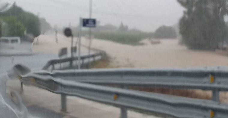 Alerta naranja en cuatro provincias de Castilla-La Mancha y amarilla en la quinta, debido al temporal