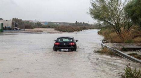Page y la ministra Valerio, visitan este sábado las zonas afectadas por el temporal en la provincia de Albacete