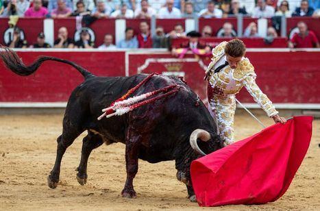 Oreja para Diego Carretero, firme actuación de Sergio Serrano y Palacios mostró su buen corte en la Feria de Albacete