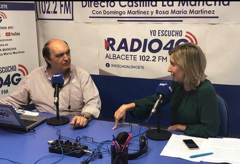 Maria Dolores Arteaga alerta del riesgo de desabastecimiento de medicamentos en las farmacias de la provincia de Albacete