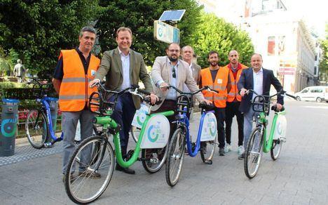 El servicio de préstamo de bicicletas entra en servicio este viernes en Albacete
