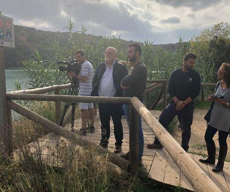 El Gobierno regional agradece la colaboración entre las diferentes administraciones para hacer frente a las inundaciones en Ossa de Montiel